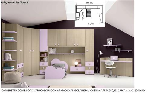 Camere Con Armadio Ad Angolo.Camera Con Armadio A Ponte Gallery Of Download By Tablet With