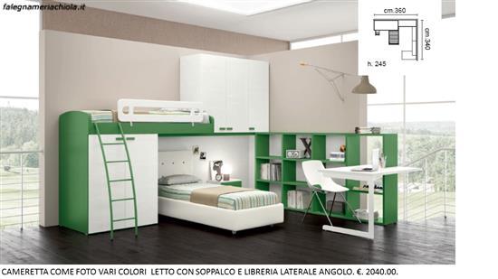 Libreria soppalco beautiful proviene dalla creativit di - Spedaliere scale napoli ...