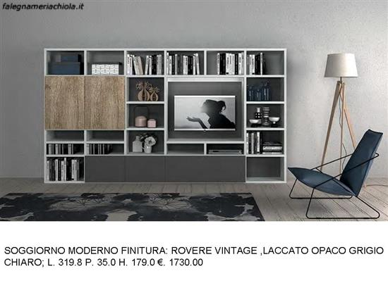 Mobile Porta Tv E Libreria.Soggiorno Con Libreria E Porta Tv N 62 M Vi Falegnameria Chiola
