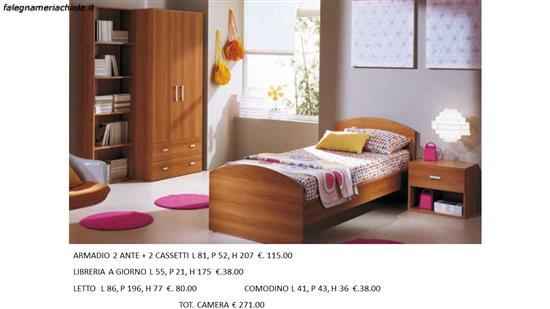 Offerte camerette bambini, Offerte camerette classiche in legno ...