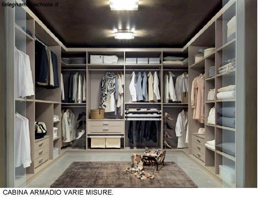 Cabina Armadio Moderne : Falegnameria chiola categorie prodotti cabine armadio moderne