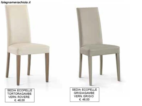 Falegnameria Chiola | Categorie prodotti OUTLET Sedie classiche in ...