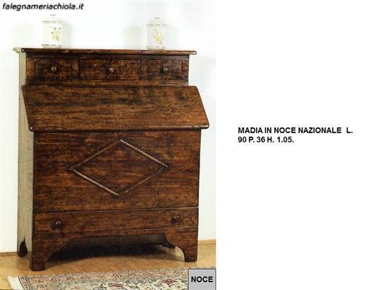 MADIA PER CUCINA A TOMBO\' N. 8 C. CP. | Falegnameria Chiola