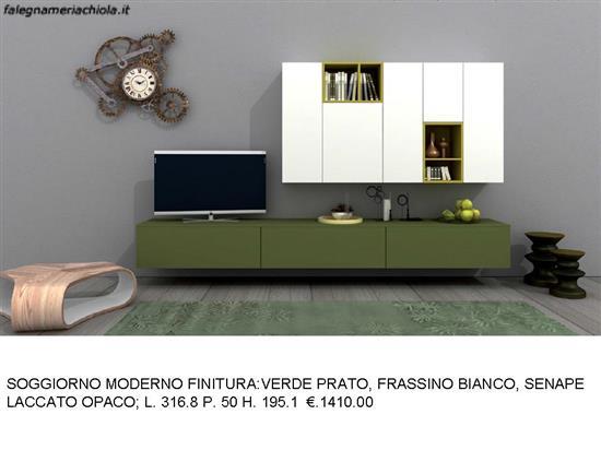 Salotto Moderno Verde : Mobili soggiorno moderno mobili in legno soggiorno moderno