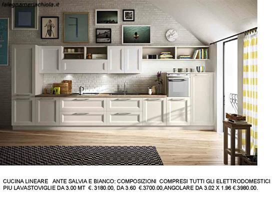 Cucina classica in legno, Cucina angolare in legno, Cucina ...