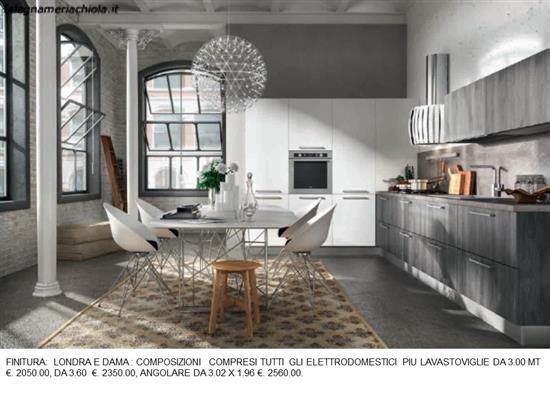 Beautiful cucina con tavolo images ideas design 2017 for Cucina con tavolo estraibile