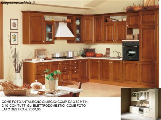 Falegnameria Chiola | Categorie prodotti Cucine classiche ad ...